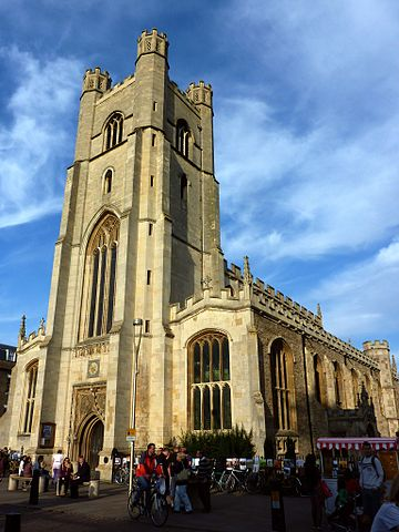 St. Mary de Great en Cambridge